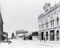 View of Tuam Street, Christchurch, to the east