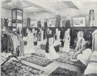 The mantle show room, Ballantynes, Cashel Street, Christchurch [1901]