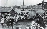 Arrival of the Fijians at the Pa