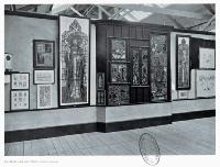 British Art Section, Stained glass