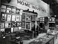 In the Home Industries Section.