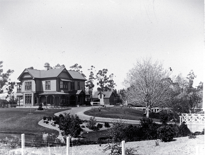 House and stables, 42 Innes Road, Christchurch
