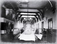 Women's room, Sunnyside Asylum, Christchurch [ca. 1883]