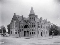 Christchurch City Council Chambers, corner of Worcester Street and Oxford Terrace, ca 1890