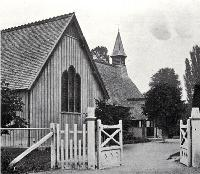 St Barnabas Church, Fendalton, Christchurch, 1925