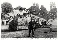 The dragon, New Zealand International Exhibition 1906/7, Hagley Park, Christchurch [1906?]