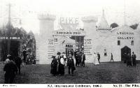 The pike, New Zealand International Exhibition 1906/7, Hagley Park, Christchurch [1906?]