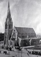Christchurch Cathedral, 1900