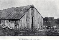 First house on Canterbury Plains ca 1890