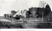 House belonging to Dr Alfred Charles Barker (1819-73)