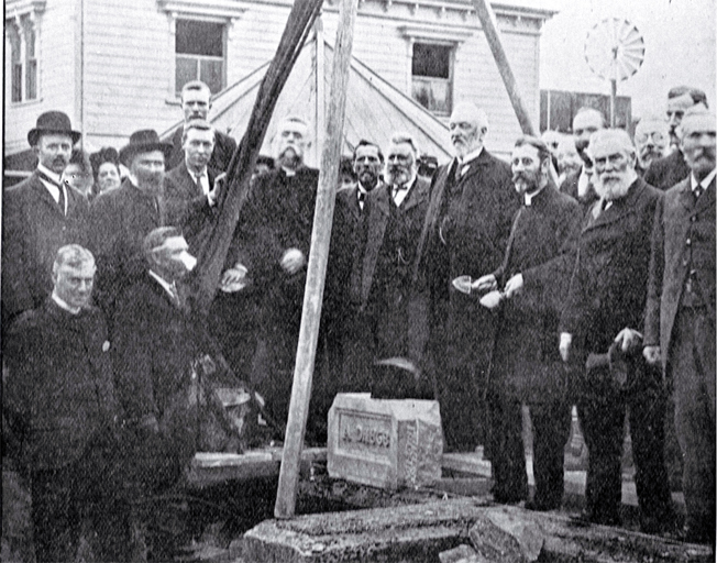 The founding of the new Methodist Sunday School, Rugby Street, St. Albans