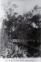 Fendalton Road bridge [ca. 1910]