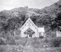 St Patrick's Church, Akaroa, Banks Peninsula [ca. 1890]]