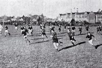 Christchurch Boys' High School versus St Bede's College [6 Aug. 1940]