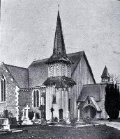 St Peter's Anglican Church, Upper Riccarton, Christchurch. 1928