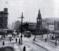 The clock tower, Christchurch [ca. 192-?]