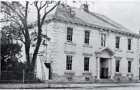 The Theosophical Hall, Cambridge Terrace, Christchurch [1926]