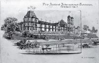 An artist's impression of the New Zealand International Exhibition 1906-07 [1906]