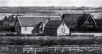St. Andrew's Presbyterian Church, Hospital corner, Christchurch [1858]