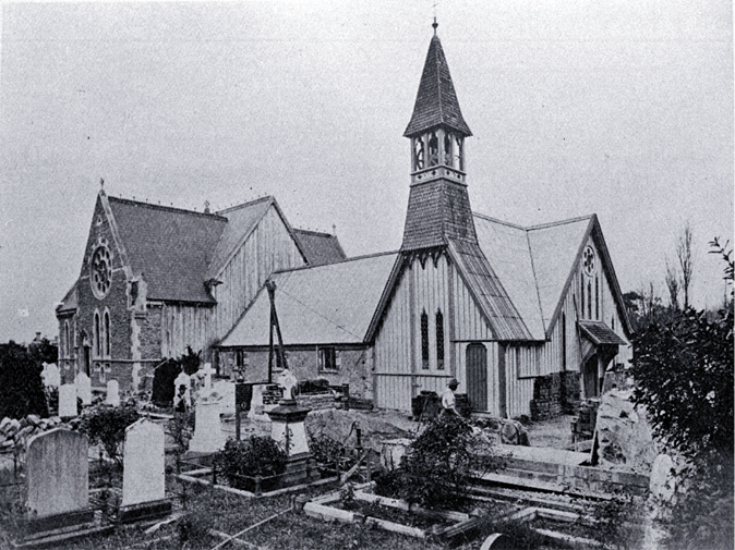Church of the Holy Trinity, Avonside [1905]