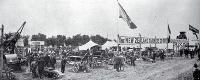 The comprehensive display of the New Zealand Farmers' Co-operative Association at the Canterbury Metropolitan Show [1913]