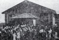 The opening of the new hall at Tuahiwi, North Canterbury