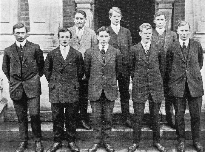 The diploma winners of 1913. File reference P3051336