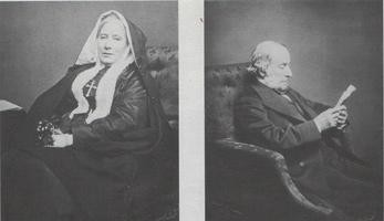 Rosamira and Benjamin Lancaster