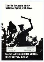 Anti-tour poster