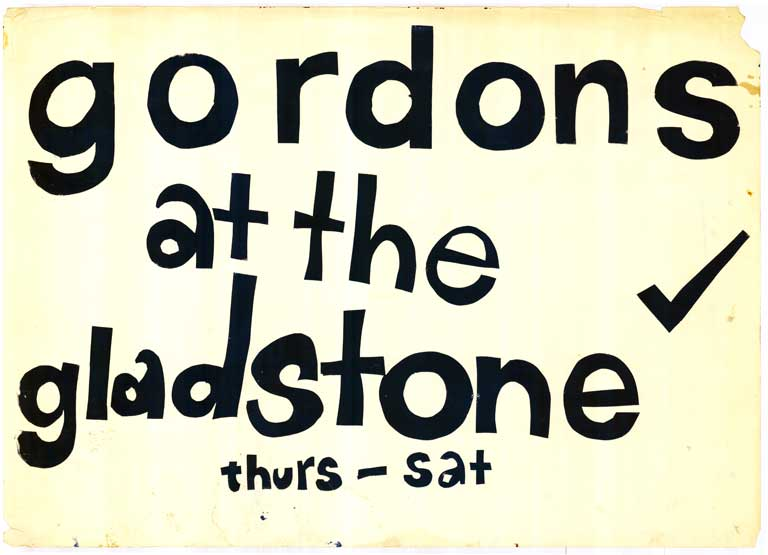 Cover of The Gordons