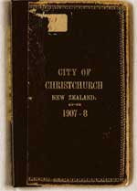 View City of Christchurch yearbook , 1907 - 8 [1.8 MB]