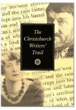 Christchurch Writers' Trail cover