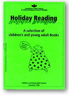 Holiday Reading 1998 cover