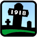 1918 grave