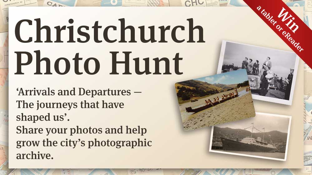 Christchurch Photo Hunt