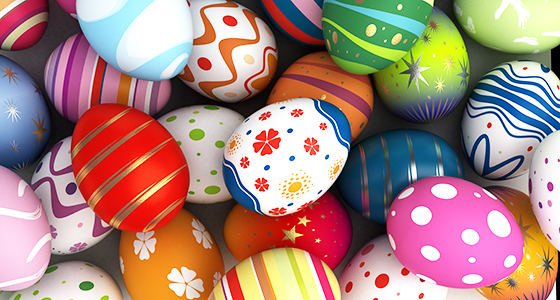 Easter hours 2017