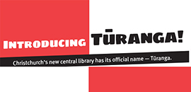 Introducing Tūranga