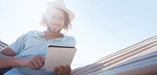 Digital summer reading