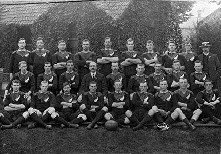 1905 team