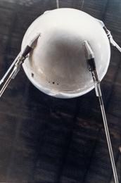 Sputnik I, from the NASA website