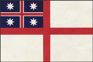 Flag of the Independent Tribes of New Zealand