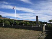Photo of the Britomart Monument