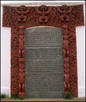 The Kaiapoi Monument