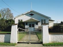 Mahunui. The Runanga Hall at Tuahiwi, 2005