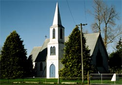 St Stephens Church, Tuahiwi.