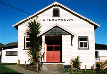 Tūtehuarewa Hall