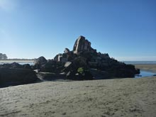 Shag Rock, photo by Tarlin Stirling, March 2013