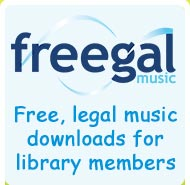 Freegal music - Free, legal music downloads for library members