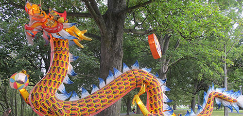 Dragon. Chinese Lantern Festival. Flickr, CCL-2012-02-12-IMG_9288