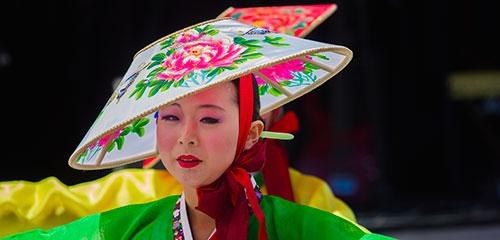 Korean Day 2013 Dancer, Flickr CCL-2013-11-30-Korean-Day-2013 IMG_8266.JPG